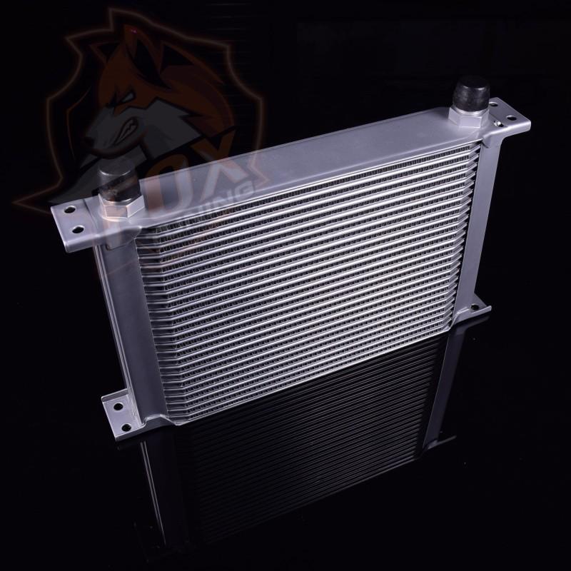 Универсальный масляный радиатор FT 25 рядов AN10 Europe (маслокулер)