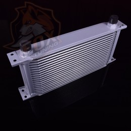 Универсальный масляный радиатор 19 рядов AN10 (маслокулер)