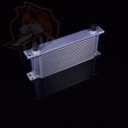 Универсальный масляный радиатор 16 рядов AN10 (маслокулер)