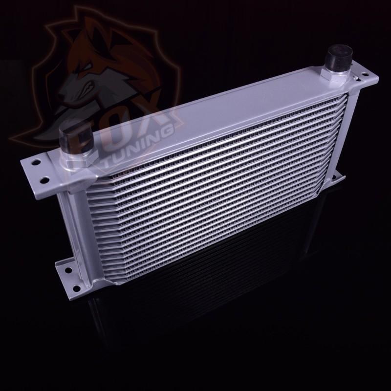 Универсальный масляный радиатор 19 рядов AN8 (маслокулер)