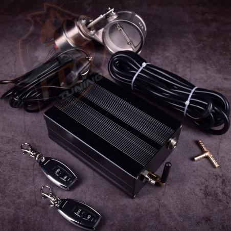Комплект вакуумной  дроссельной заслонки 76 mm