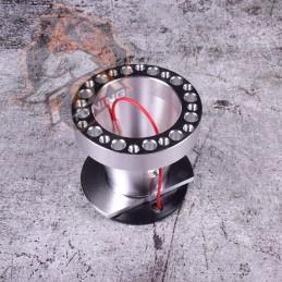 Алюминиевый адаптер для спорт руля Mazda new
