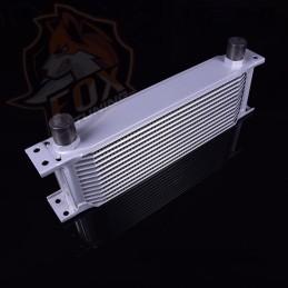 Универсальный масляный радиатор 13 рядов AN10 (маслокулер)