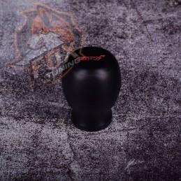 Универсальная ручка кпп STI black (черная)