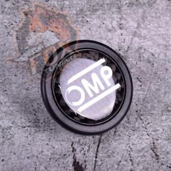 Кнопка рулевого сигнала OMP (карбон)