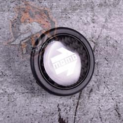 Кнопка рулевого сигнала MOMO (карбон)