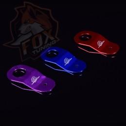 Алюминиевое креплениярадиатора Password JDM Honda Civic 96-00