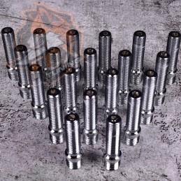 Колесные шпильки FT M14*1.5 с переходом на M12*1.5